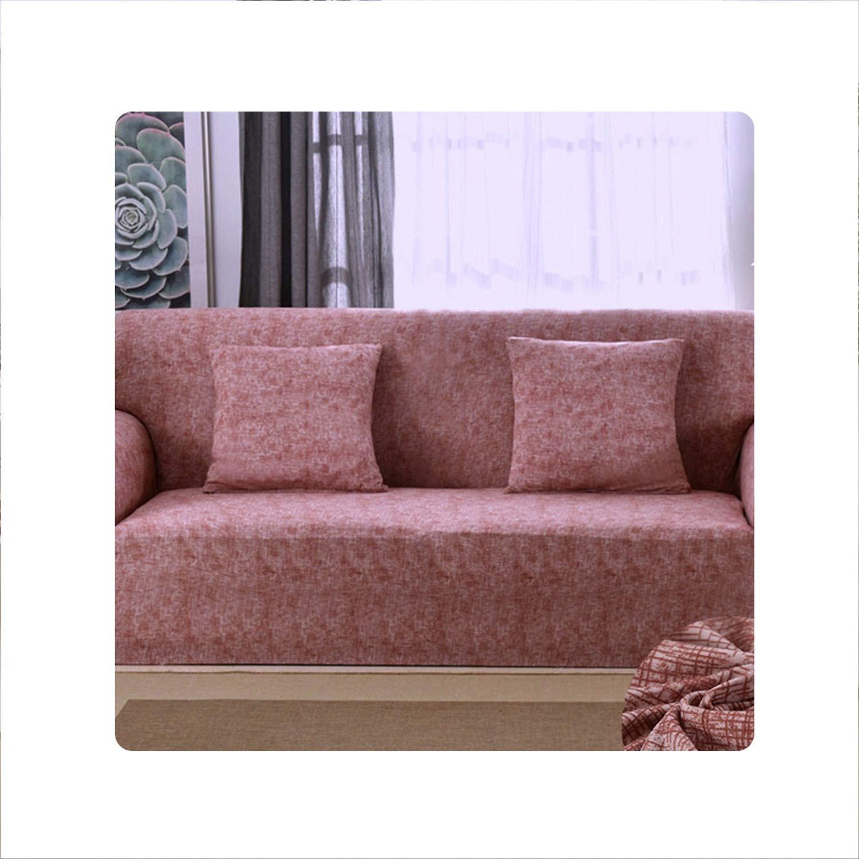 Holiday-Online-Store 幾何学模様クロスソファカバー モダン 包括的な滑り止め ソファタオル カウチカバー ソファーカバー リビングルーム用 Cushion cover 2pcs SB-122 Cushion cover 2pcs カラー10 B07RBM7XK4