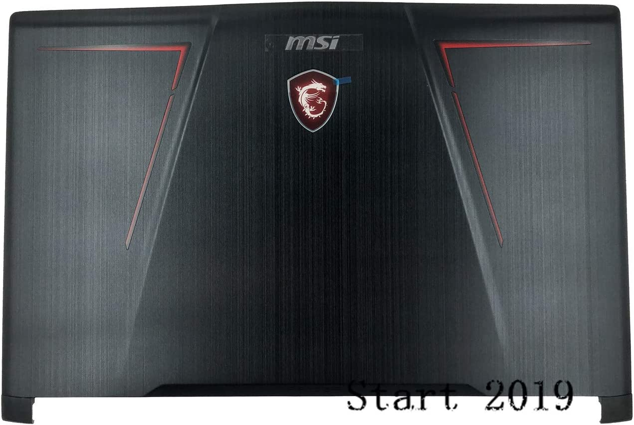 New Laptop Replacement Parts for MSI GE73 GE73VR MS-17C1 7RF-006CN 17.3 LCD Back Cover