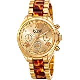 Burgi Casual Watch Analog Display Quartz For Women Bur130Yg