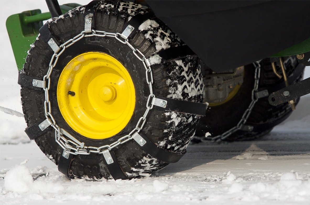 TerraGrips Tire Chains 24x12-12 [ST90009] by TerraKing (Image #4)