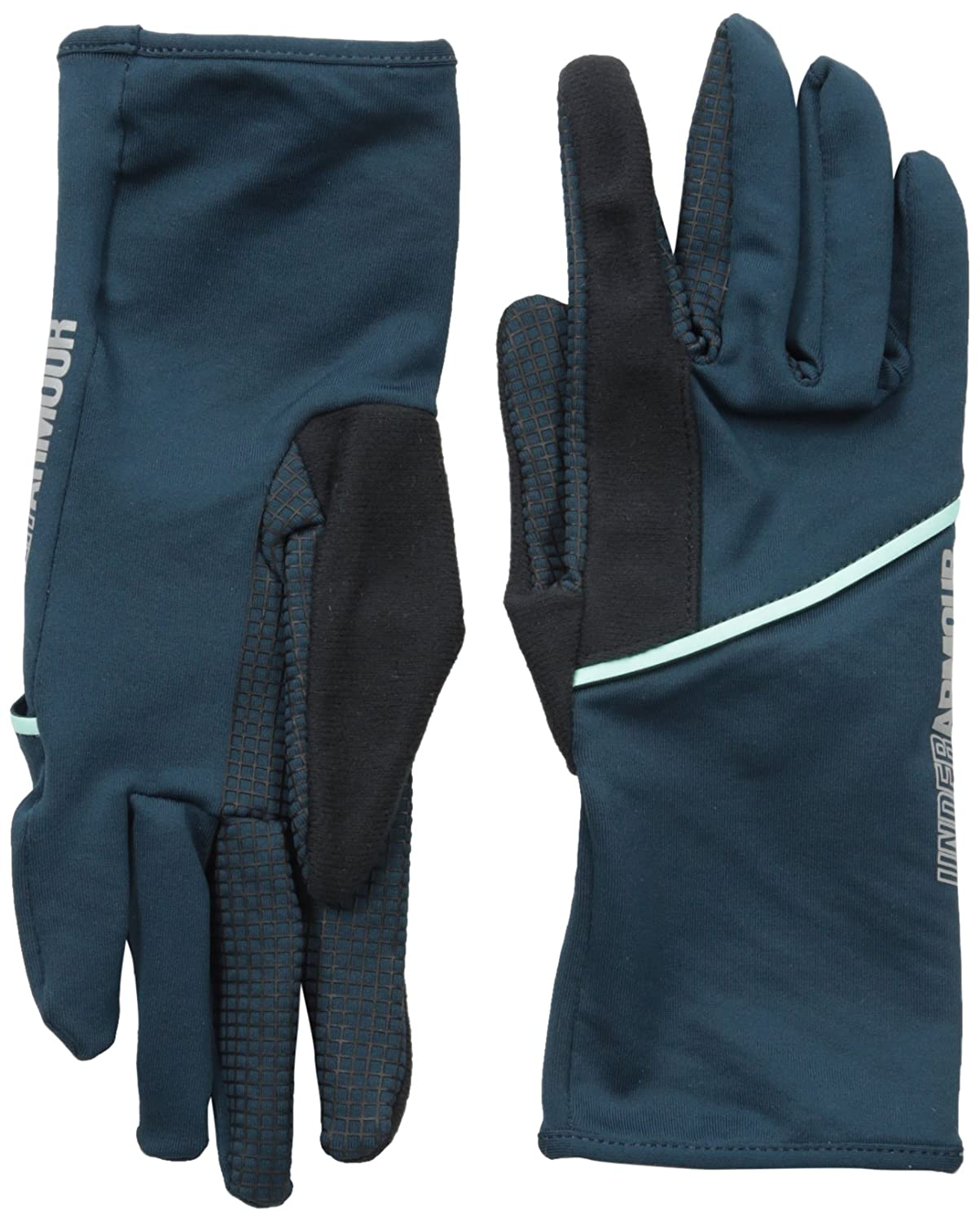 Under Armour Women's No Breaks ColdGear Infrared Liner Gloves Under Armour Accessories 1281892