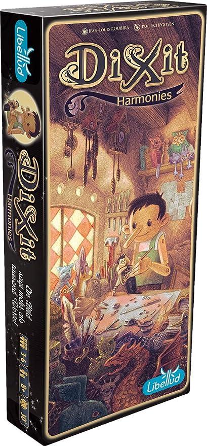 Libellud Asmodee - Juego de Mesa Dixit 2 Big Box 001622 (Idioma ...