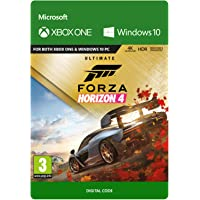 Forza Horizon 4 - Ultimate Edition | Xbox One/Win 10 PC - Download Code