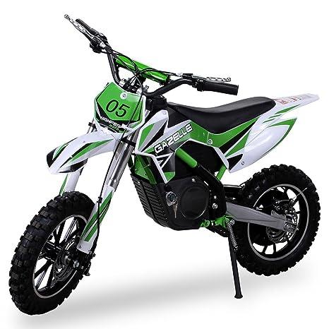 Actionbikes Gazelle Bici Cross Elettrica Per Bambini 500 Watt