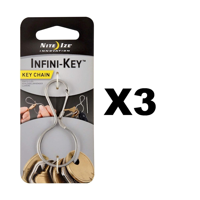 Amazon.com: Keyring Infinity Ss: Home & Kitchen