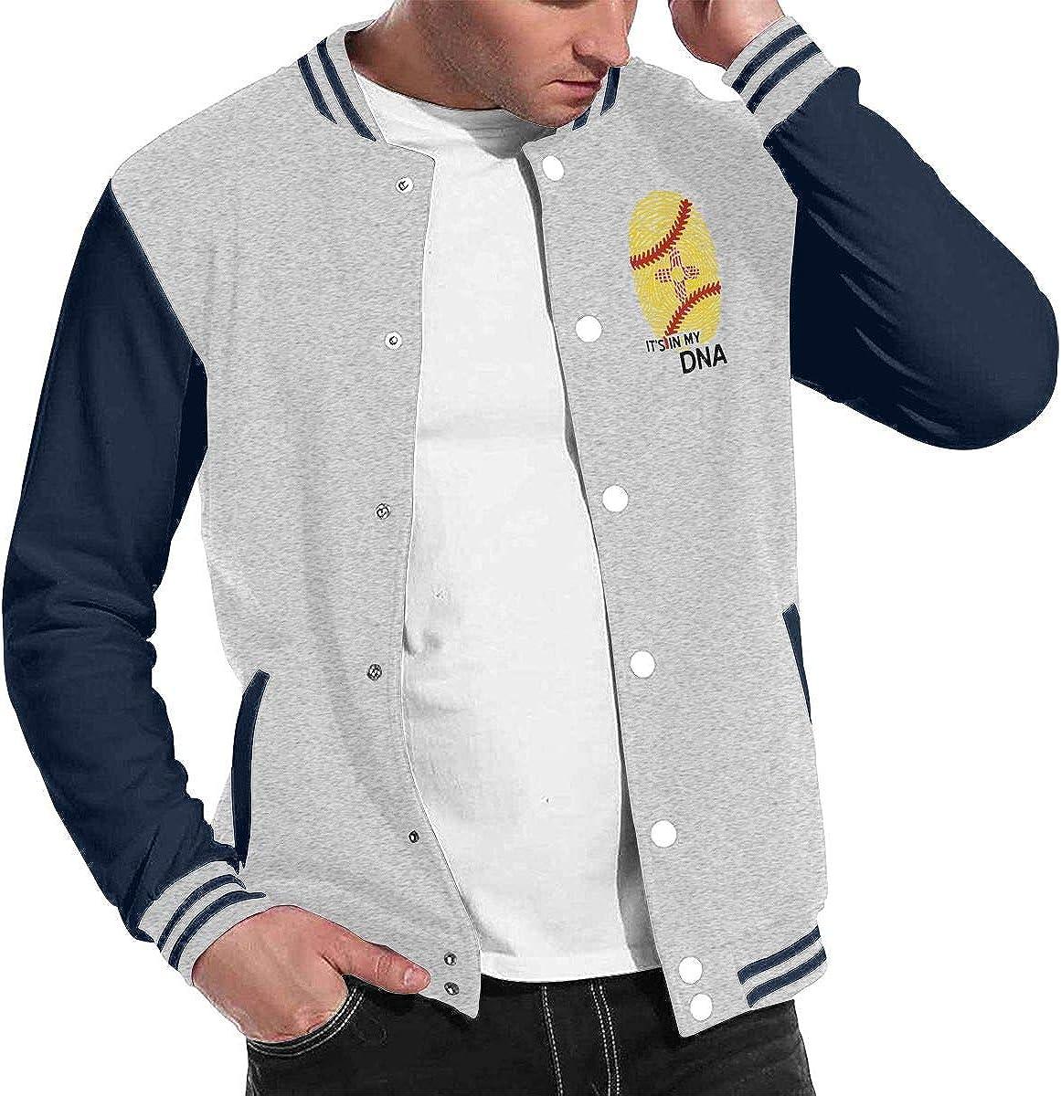 Men Women Varsity Premium Jacket Hoodie Sweatshirt New Mexico Flag Baseball in My DNA Baseball Jacket Uniform