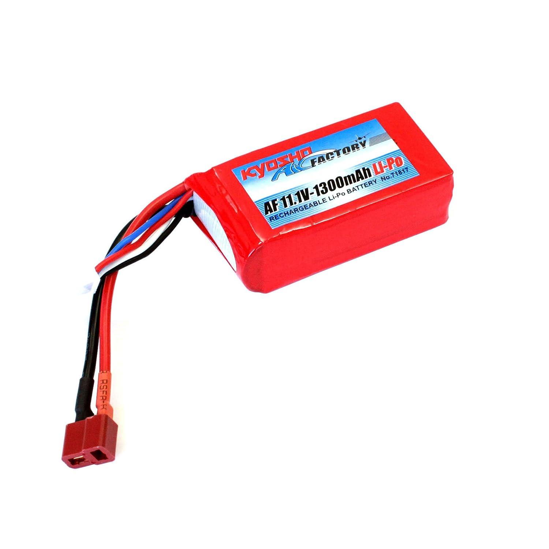 AF 11.1V-1300mAh Li-Po battery 71 817 (japan import)