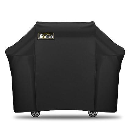 Amazon.com: JIESUO Funda para parrilla de gas, resistente ...