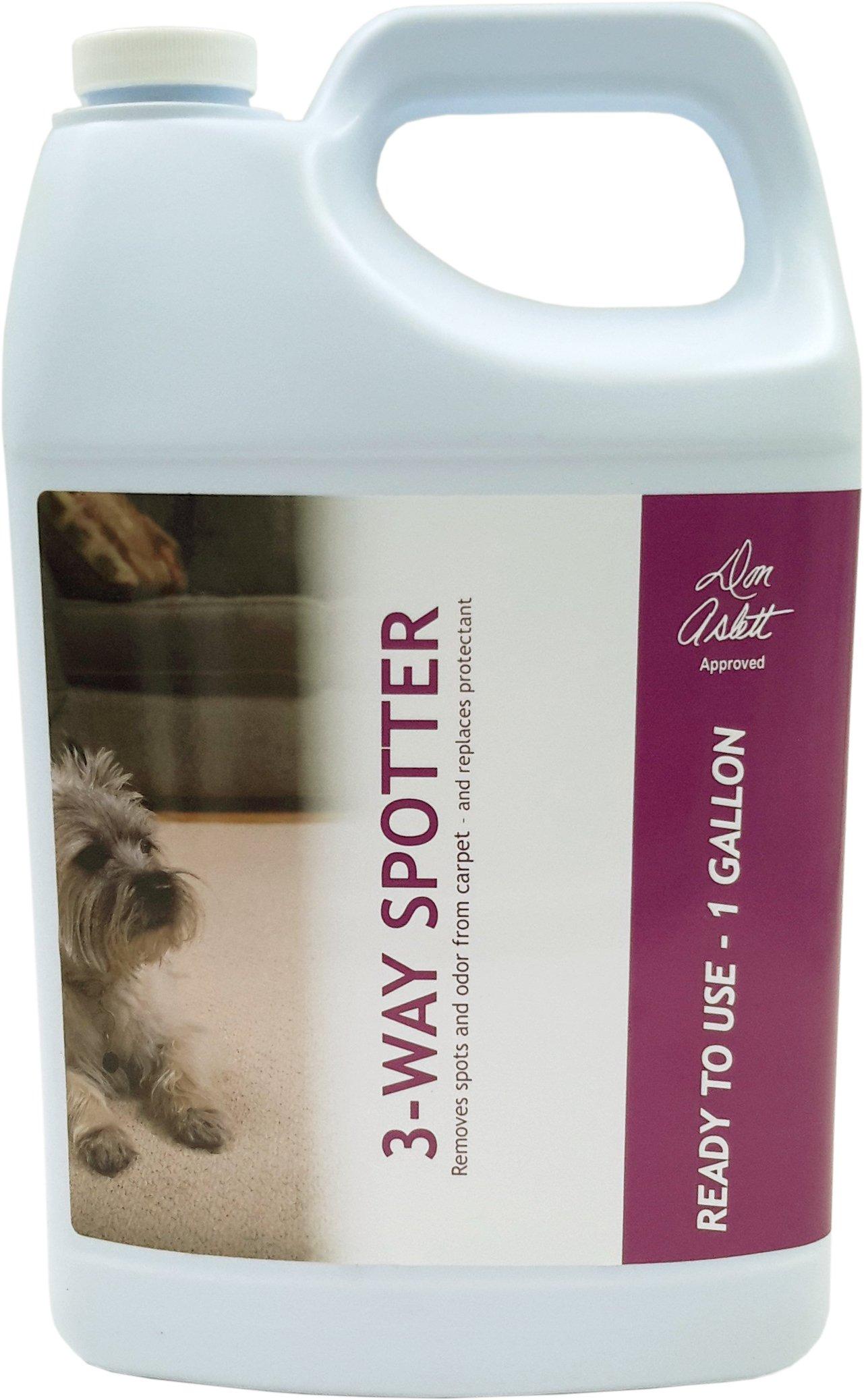 Don Aslett's 3-Way Spotter-Gallon