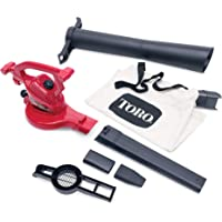 Deals on Toro 51619 Ultra Electric Blower Vac, 250 mph