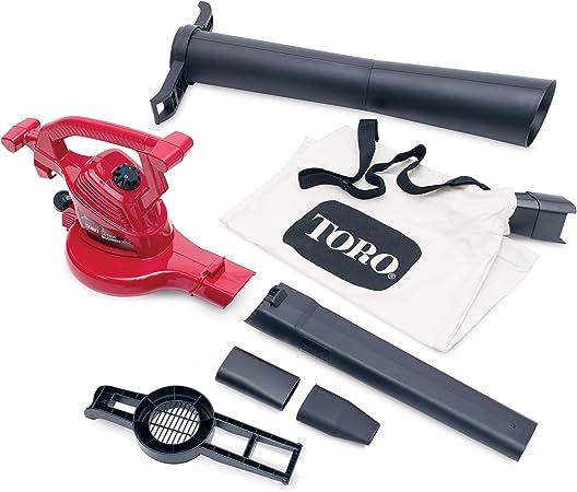 Amazon.com: Soplador eléctrico Toro Power Sweep ...