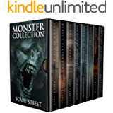 Monster Collection: Scary Supernatural Horror Anthology with Monsters