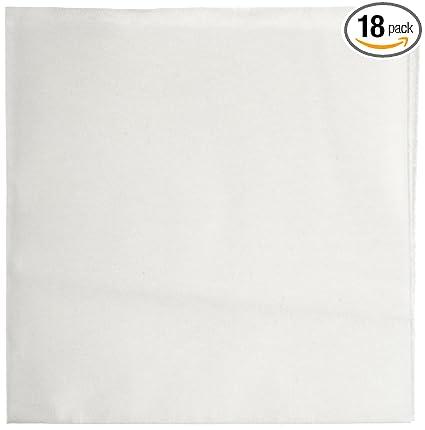 Georgia-Pacific Soft-n-Fresh 29508 White 1/4 Fold Disposable Airlaid