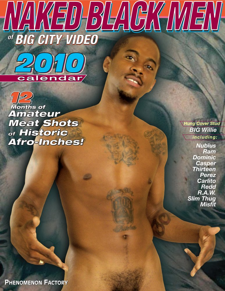 Nude black male thugs — 2