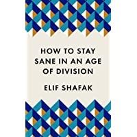 How to Stay Sane in an Age of Division: From the Booker shortlisted author of 10 Minutes 38 Seconds in This Strange…