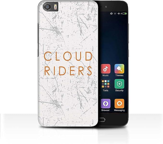 Stuff4® - Funda para teléfono XI y Space Western Cloud Riders Xiaomi Mi5/Mi 5: Amazon.es: Informática