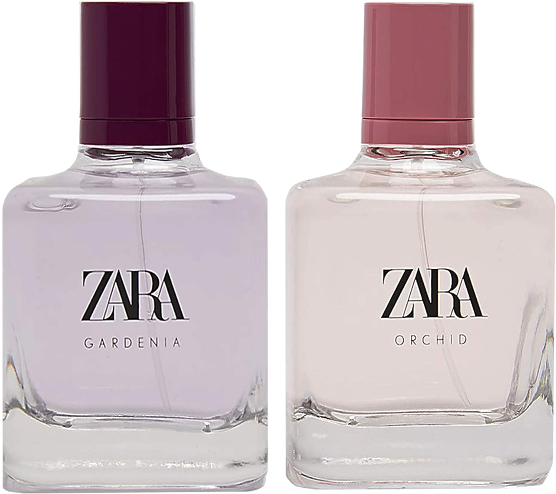 Zara Gardenia/Orchid Eau de Parfum 2 x 3.4FL.OZ: Amazon.es: Hogar