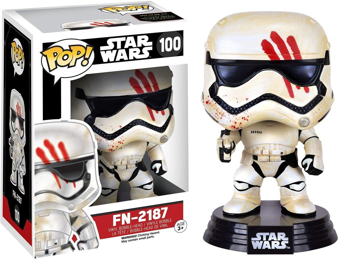 Star Wars 100 - FN-2187: Toys & Games