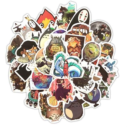 50 Animación Japonesa No Repetitiva Miyazaki Junlong Cat ...