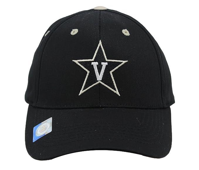 Amazon.com  Captivating Headgear Men s Champ Fashion Vanderbilt Commodores  Embroidered Cap  Clothing 8f43a3e8b46