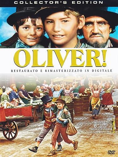 Oliver! (Special Edition) [Italia] [DVD]: Amazon.es: Mark Lester ...