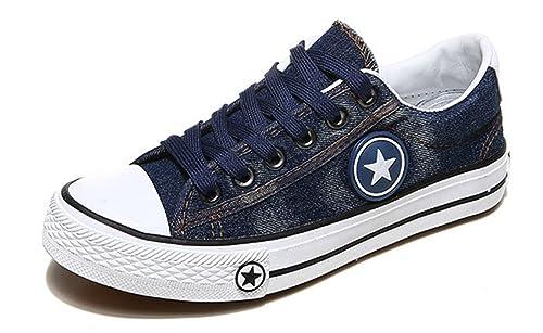 Women Amazon Summer Complementos Canvas Shoes Casual Sneakers Denim Ladies Female Designer Y es Zapatos danqwzfxI