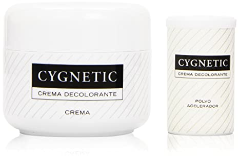 Cygnetic, Decolorante para pelo - 2 de 50 ml. (Total 100 ml.