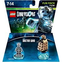 LEGO Dimensions Dr Who Cyberman Fun Pack TTL
