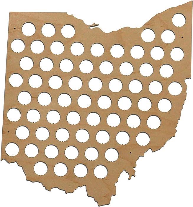 Top 10 Ohio State Friends Decor