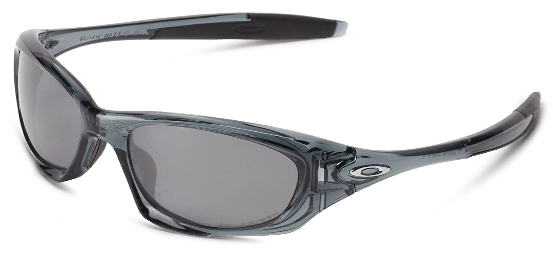 3f266128ac9 OAKLEY Twenty Sunglasses Crystal Black  Oakley  Amazon.co.uk  Clothing
