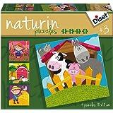 Diset - 69958 - Puzzle - Naturin Ferme - 31 Pièces