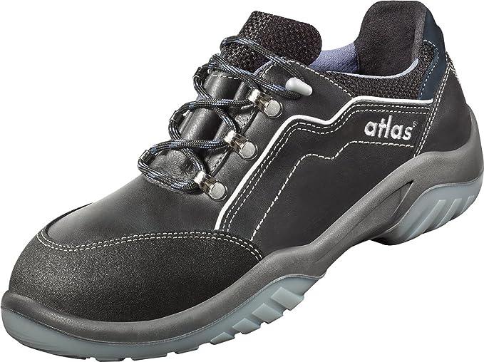 Atlas - Calzado de protección para hombre negro 46