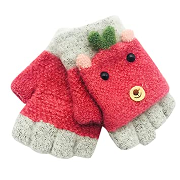 5518196d7958 SUKEQ Baby Boys Girls Gloves