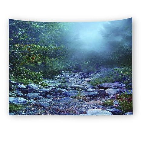 xkjymx Forest Creek Hogar Tapicería Colgante de Pared ...