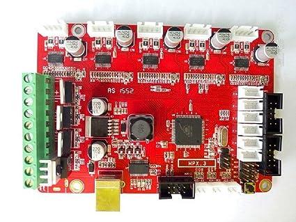 Placa base DIY compatible con Arduino impresora 3D HICTOP ...