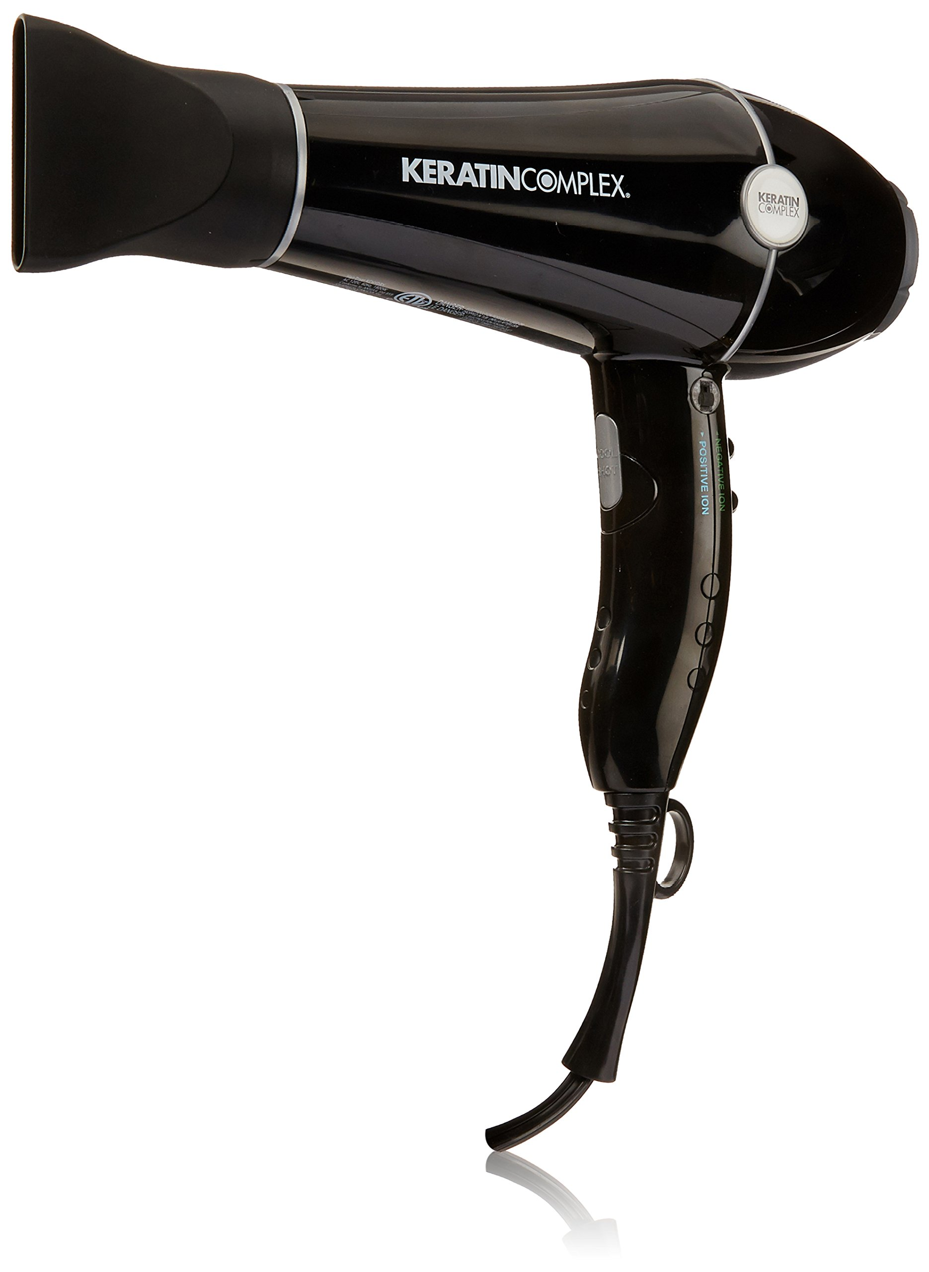 Keratin Complex Hydradry Dual Ion Ceramic Professional Smoothing Dryer by Keratin Complex