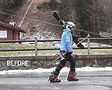 SKIDDI - ski Accessories Mini Pocket Trolley for