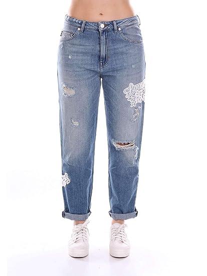 6c66b30c2b Love Moschino WQ3818HT9349 Jeans Women: Amazon.co.uk: Clothing