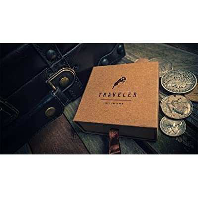 The Traveler (Gimmick and Online Instructions) by Jeff Copeland - Trick: Toys & Games