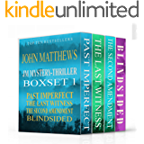 JM Mystery-thriller Boxset 1: Past Imperfect, The Last Witness, The Second Amendment and Blindsided