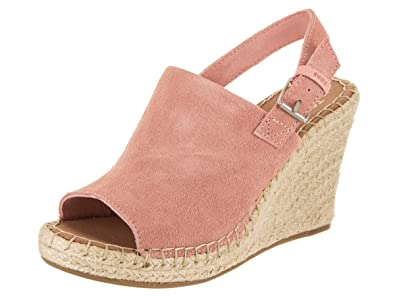 f1f32e5b4237 Image Unavailable. Image not available for. Color  TOMS Women s The Monica  Rope Wrapped Wedge ...