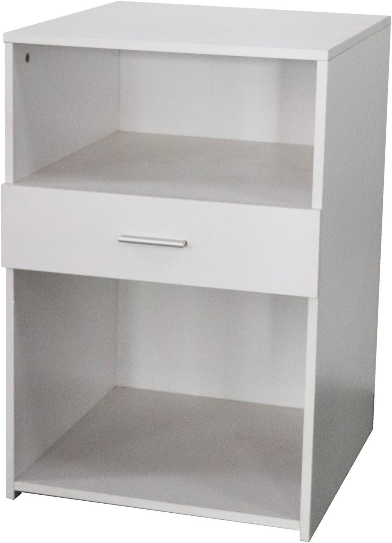 Mesa auxiliar blanco Máquina de coser – Mesa auxiliar, 79 x 53 x 8 ...