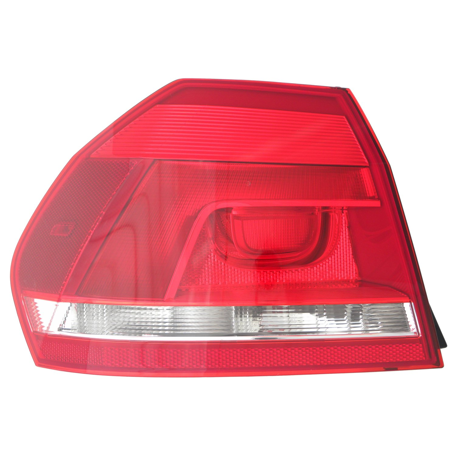PartsChannel VW2804108R OE Replacement Tail Light Assembly