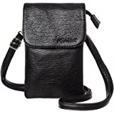 MINICAT Roomy Pockets Series Small Crossbody Bag Cell Phone Purse Wallet For Women