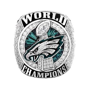 Amazon.com: Jacoci Custom 2017-2018 Philadelphia Eagles ...