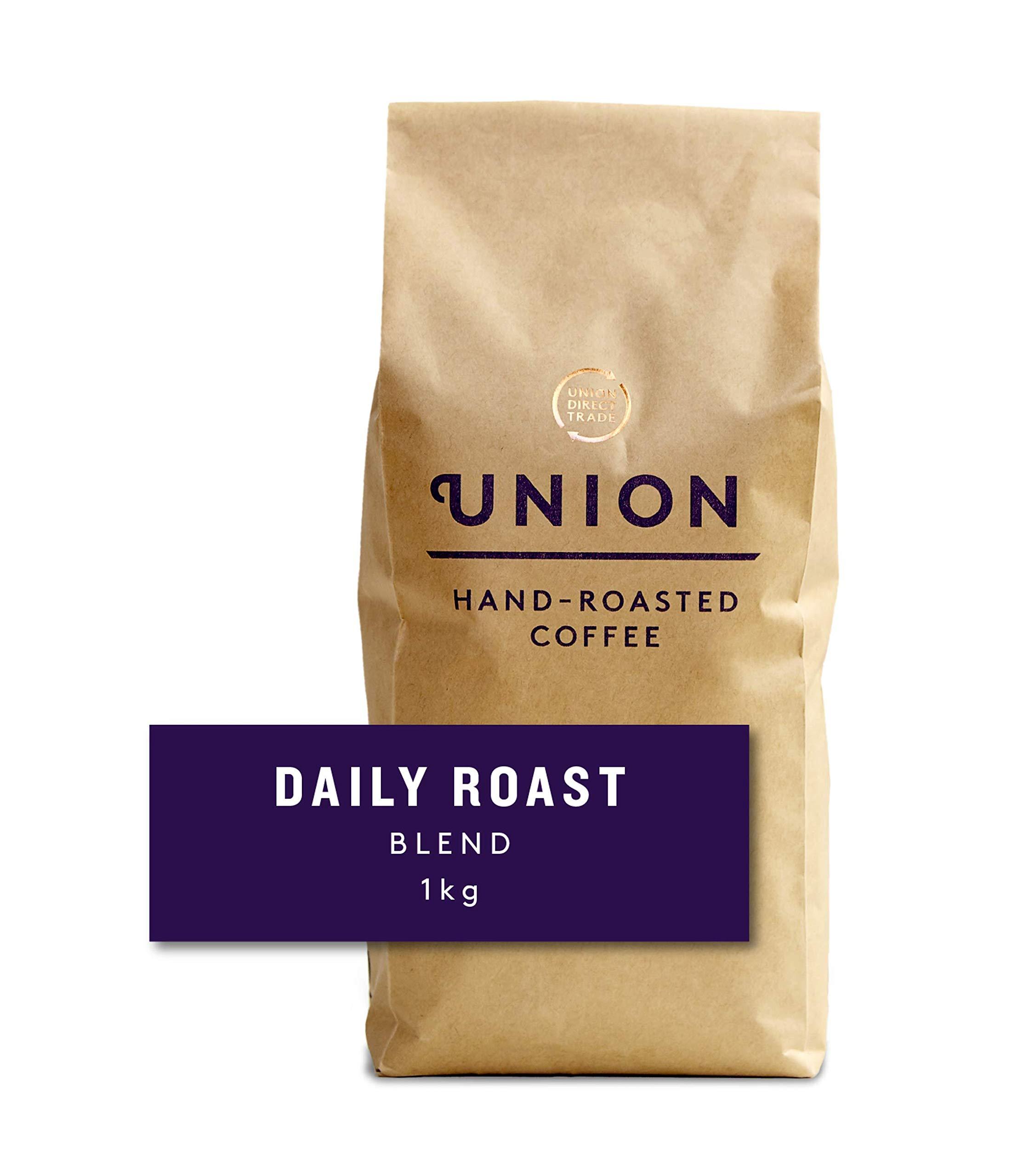 Union Hand Roasted Coffee | Daily Roast Coffee Beans 1kg