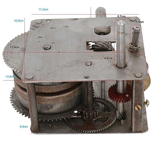 Gramófono Motor repuestos Estilo Antiguo