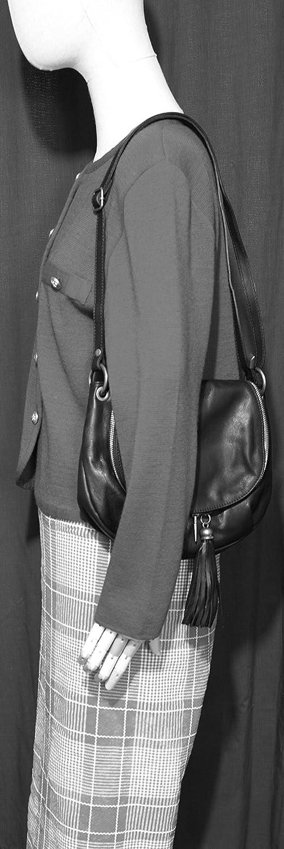 Sac Femme CUIR souple Italien sac a main femmes port/é bandouli/ère sac a main femmes port/é /épaule sac a main femme Silvana Longueur 30 X Largeur 6 X Hauteur 22 ANCIEN PRIX 100,00 EUR