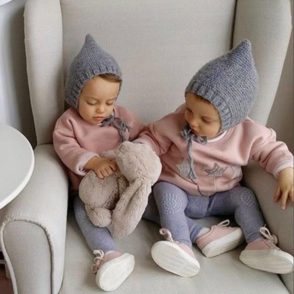 For 0-2 Years old Baby,DIGOOD Trendy Baby Girl Leg Warmer Cotton Pants Non-slip Silica Gel Trousers Legging