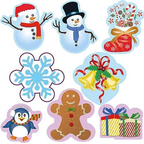 Christmas Cutout Decorations: Christmas Cut Out Decorations: Amazon.com